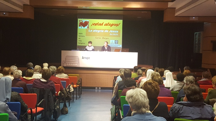 35ª Semana Vida Religiosa Bilbao